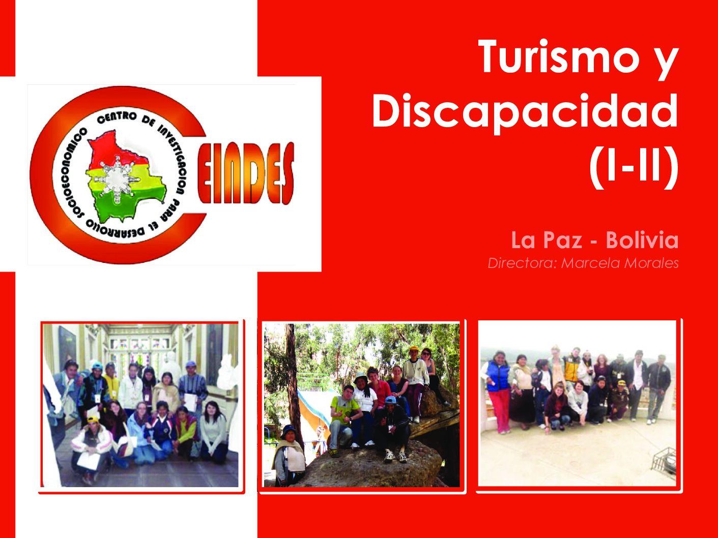 Boletín: Turismo y Discapacidad I y II